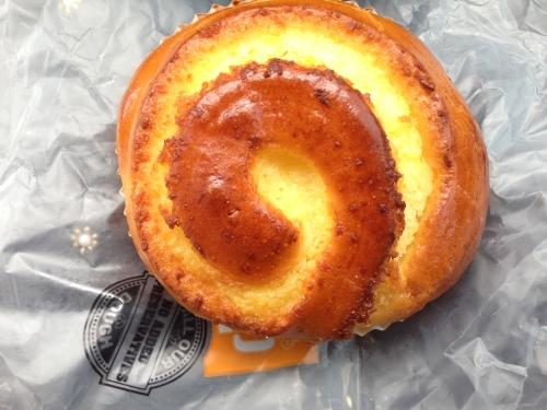 Coconut bun ($2.70)