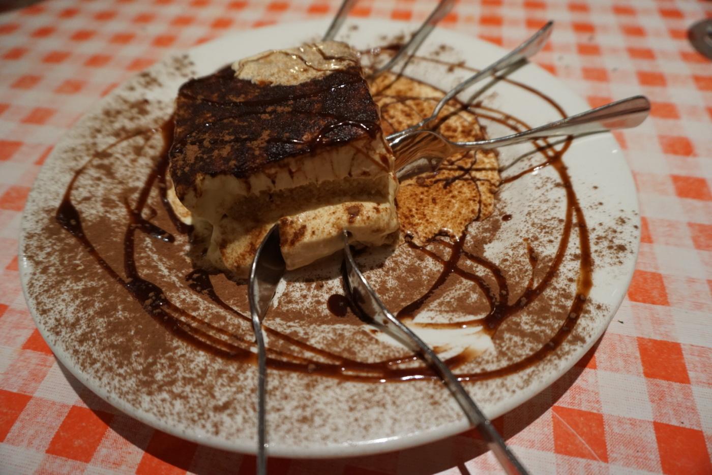 Infamous tiramisu (Fav dessert)