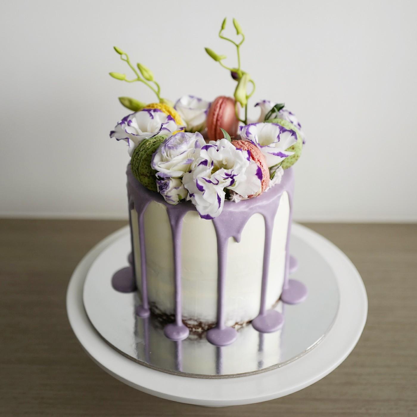 High Tea Cake Bake You Smile