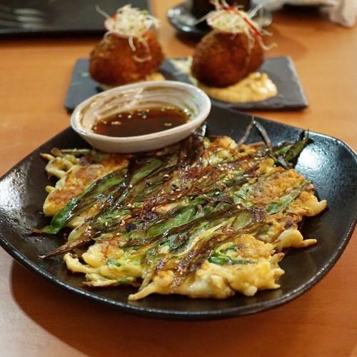 Seafood jijimi ($15)