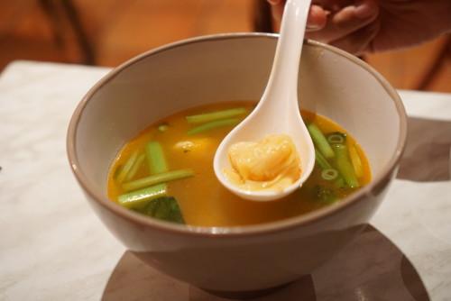 Dumpling soup - 5pcs ($9.50)